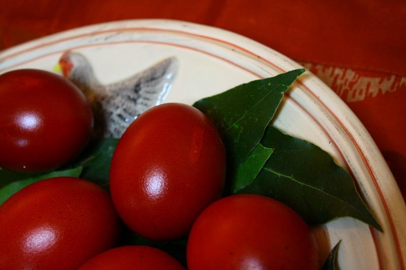 Πασχαλινά αυγά εικόνα