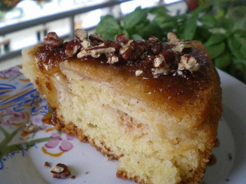 Κέικ Μήλων με Βανίλια εικόνα