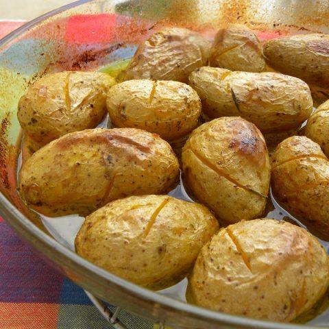 πατάτες λεμονάτες με νεράντζι εικόνα