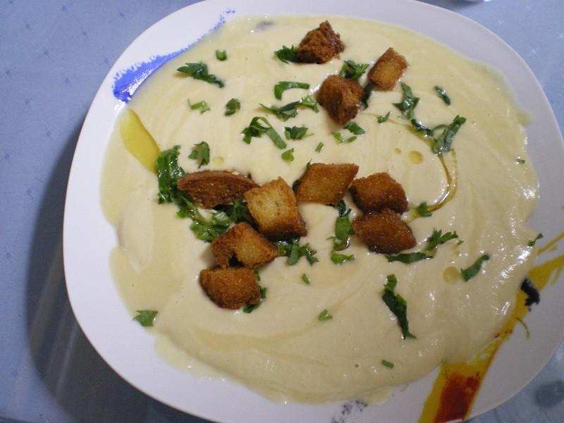 σούπα χούμους εικόνα
