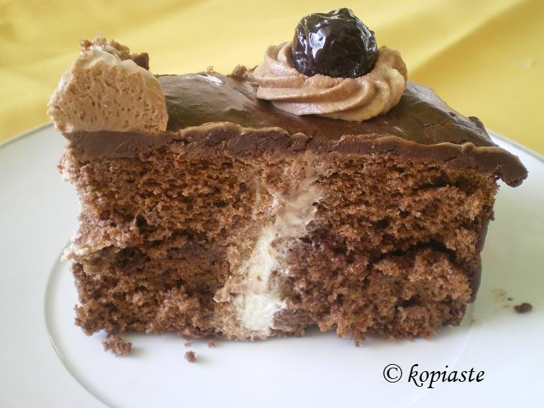 Κέικ-σοκολάτας