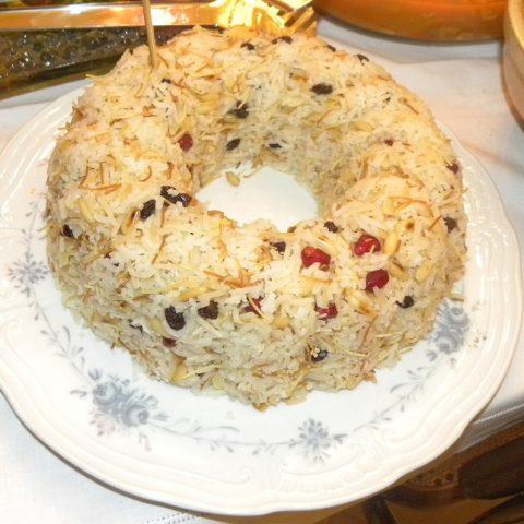 ρύζι πιλάφι εικόνα