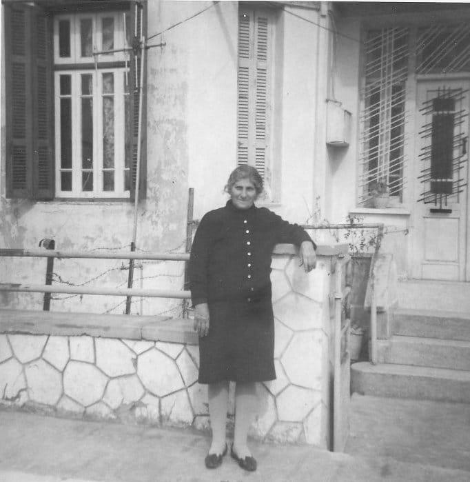Η μητέρα μου εικόνα
