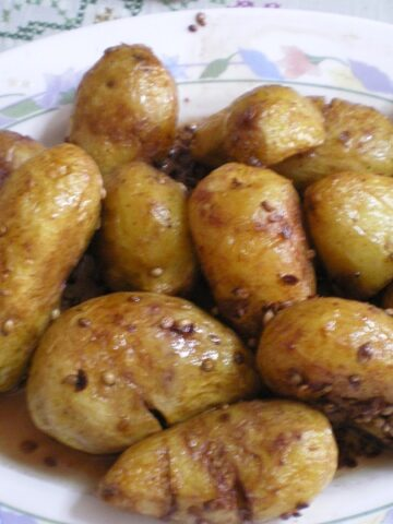 Πατάτες αντιναχτές