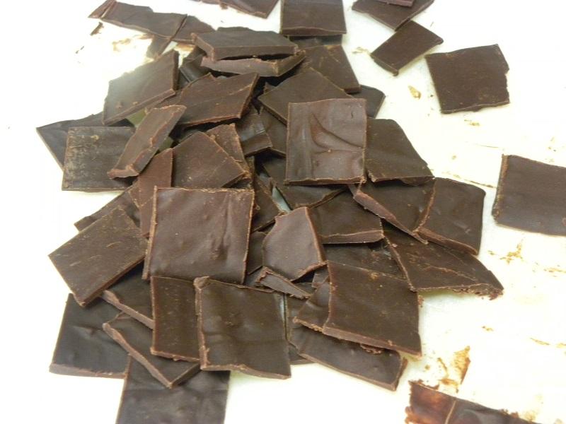 Σοκολατένια τετραγωνάκια εικόνα