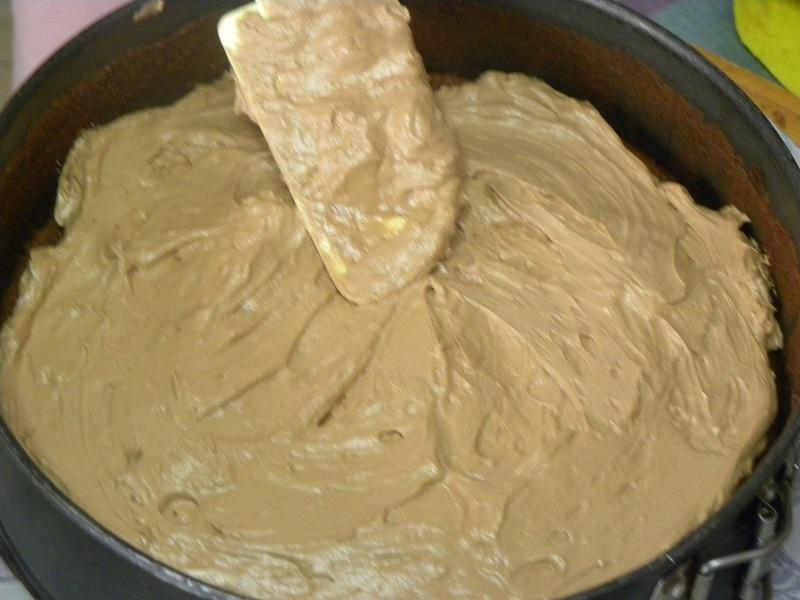 Σοκολατένια βουτυρόκρεμα εικόνα