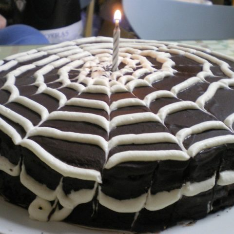 τούρτα σοκολάτας ιστός φωτογραφία