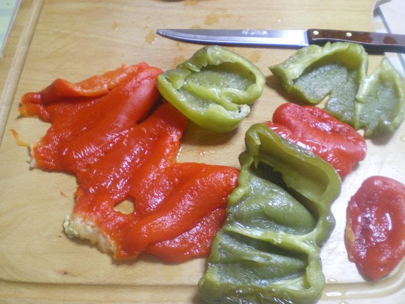 πιπεριές ψητές εικόνα