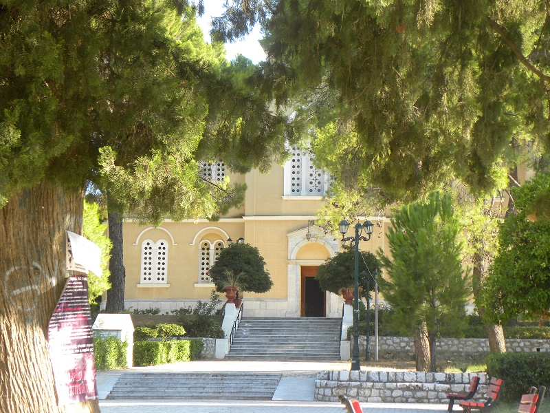 Ο καθεδρικός ναός της Ευαγγελίστριας εικόνα