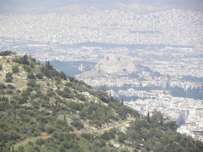 Αθήνα Θέα της Ακρόπολης 3