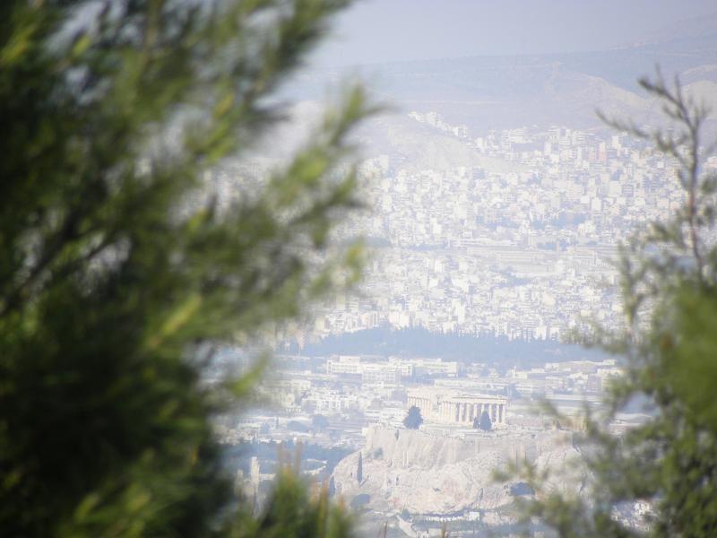 Αθήνα Θέα της Ακρόπολης