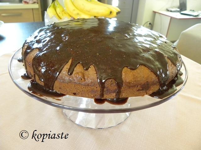 νηστίσιμο-κέικ-σοκολάτας