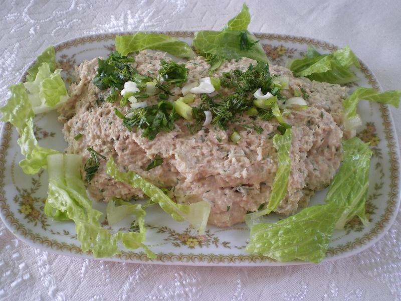 Υγιεινή Τοννοσαλάτα και Σάντουιτς