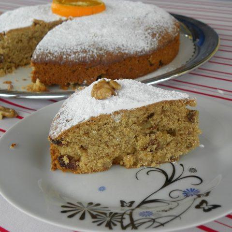 Φανουρόπιτα κέικ φωτογραφία