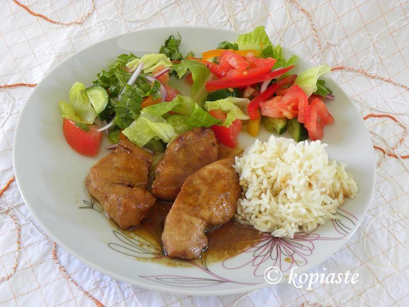 Κοτόπουλο Τεριάκι