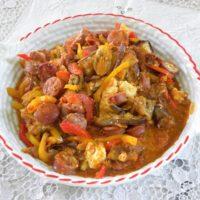 Εύκολο Σπεντζοφάι και άλλες συνταγές με την Πικάντικη Σάλτσα μου