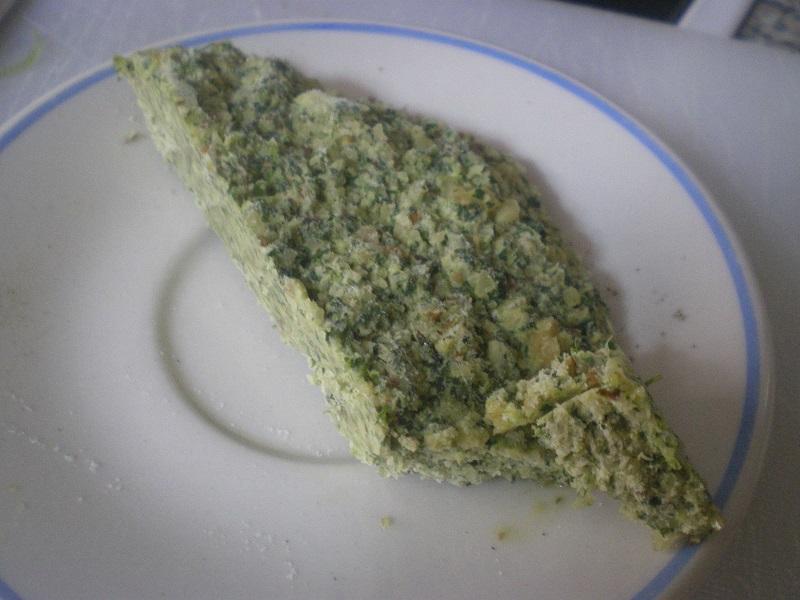 παγωμένο πέστο με καυκαλήθρες και Μυρώνια εικόνα