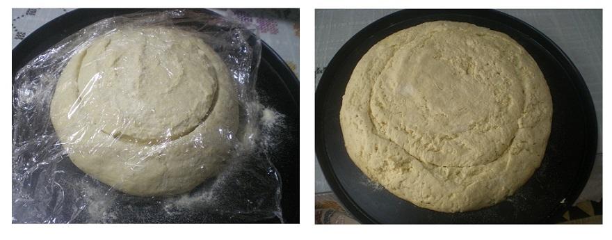 Ψωμί έτοιμο για ψήσιμο εικόνα