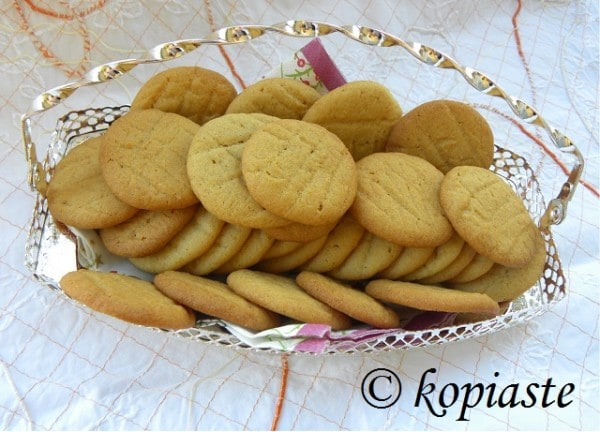 Peanut butter coookies 2