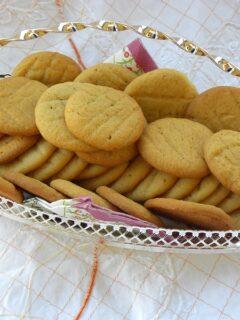μπισκότα με φυστικοβούτυρο εικόνα