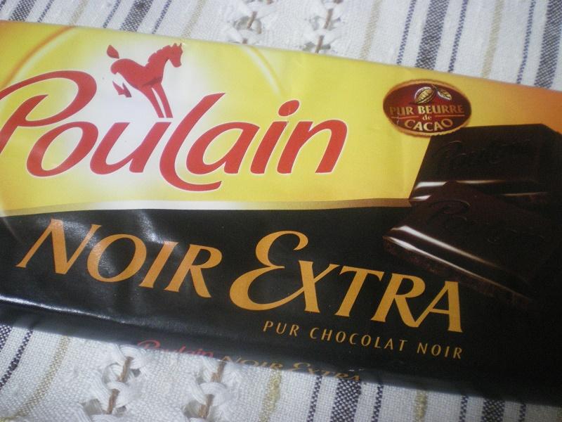 Μαύρη σοκολάτα εικόνα