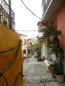 Anafiotika Old town