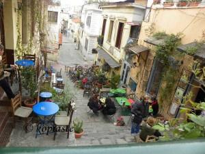 Anafiotika Old town3