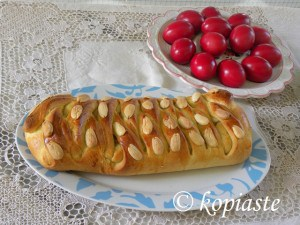 Braided Tsoureki 2