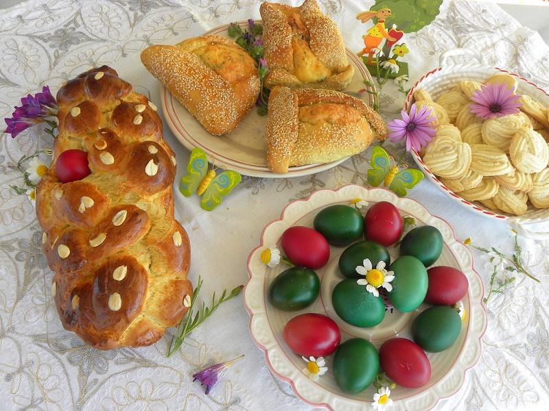 Πασχαλινές Συνταγές και περισσεύματα