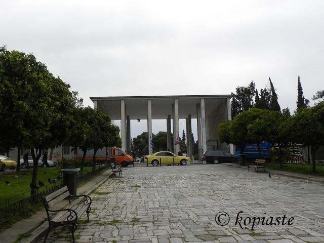 Πρώτο Νεκροταφείο Αθηνών εικόνα