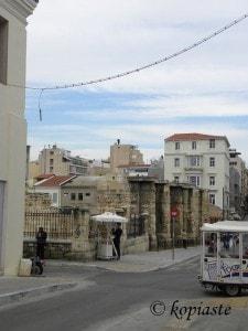 Hadrians Library Aeolou Street