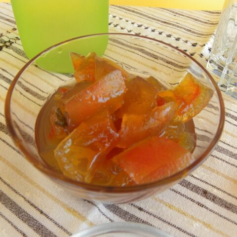 αρωματικό γλυκό καρπούζι εικόνα