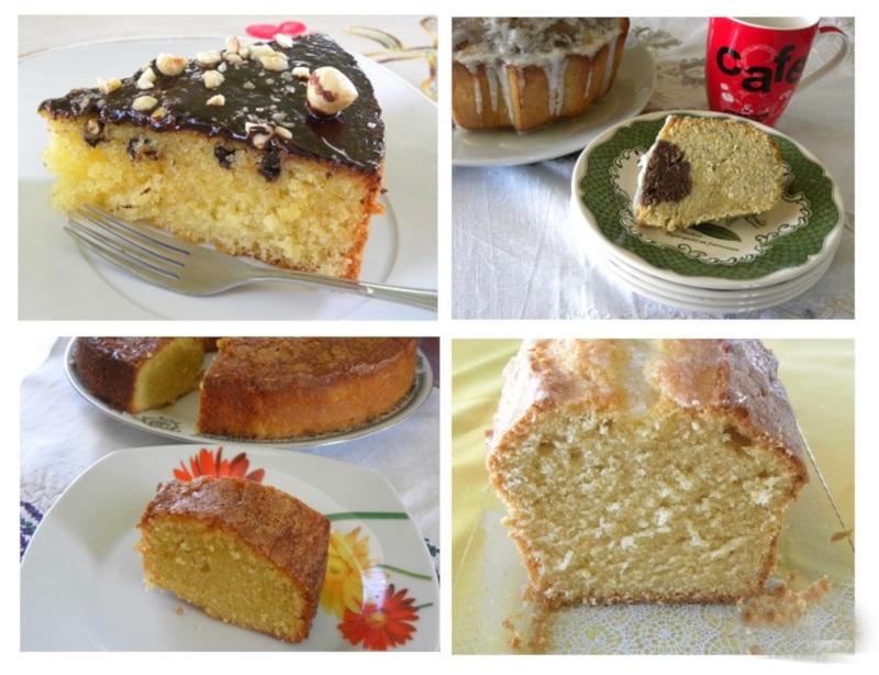 διάφορα κέικ εικόνα