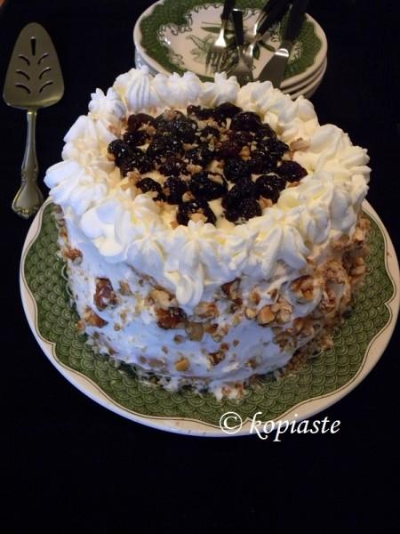 Pasteli Cake