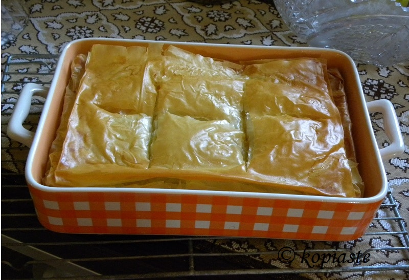 Kotopita chicken pie