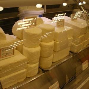 Ελληνικά τυριά