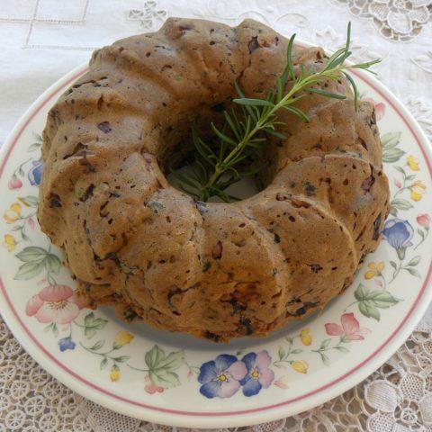 κέικ ελιάς φωτογραφία