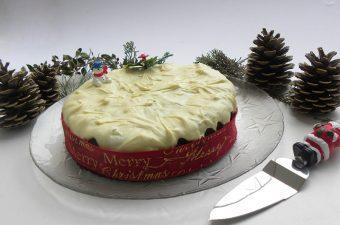 Βασιλόπιτα με Λευκή Σοκολάτα εικόνα
