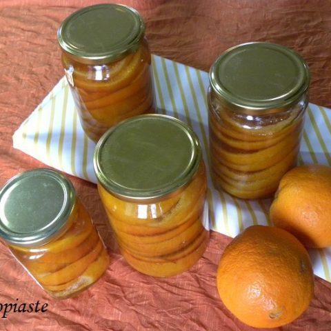 Γλυκό Πορτοκαλί σε Φέτες και Τούρτα Πορτοκάλι