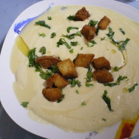 Σούπα Χούμους