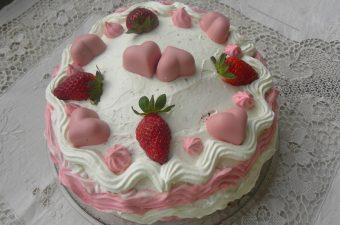 τούρτα κόκκινο βελούδο εικόνα