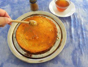 Μελόπιτα Σιφναίικη με άρωμα πορτοκάλι εικόνα