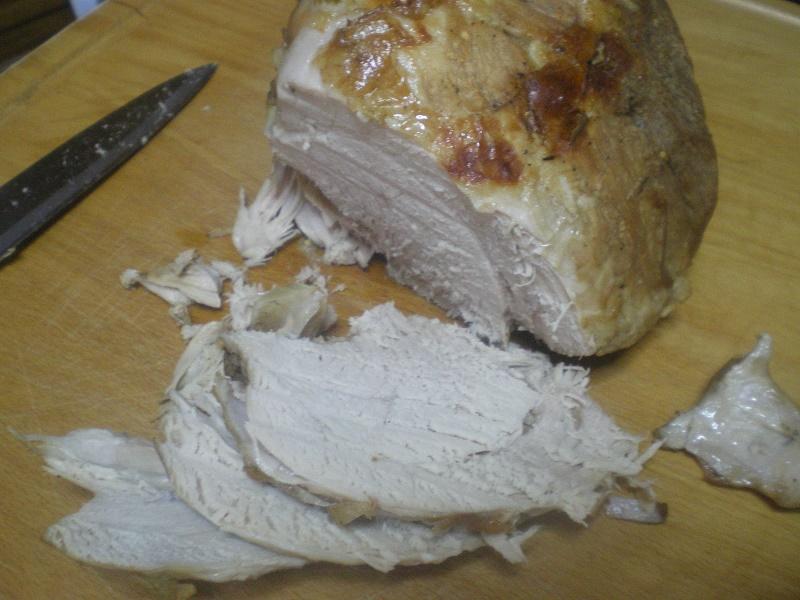 Χοιρινό κρέας κομμένο σε φέτες εικόνα