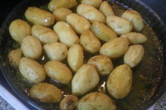 Πατάτες Λεμονάτες εικόνα