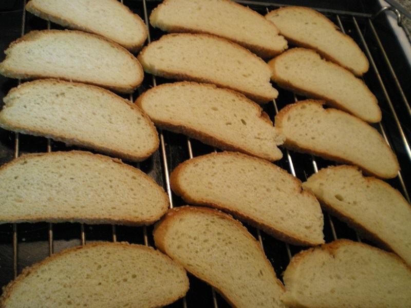 φέτες ψωμί εικόνα
