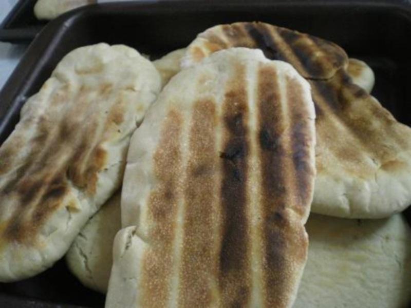 Κυπριακές πίτες στα κάρβουνα εικόνα