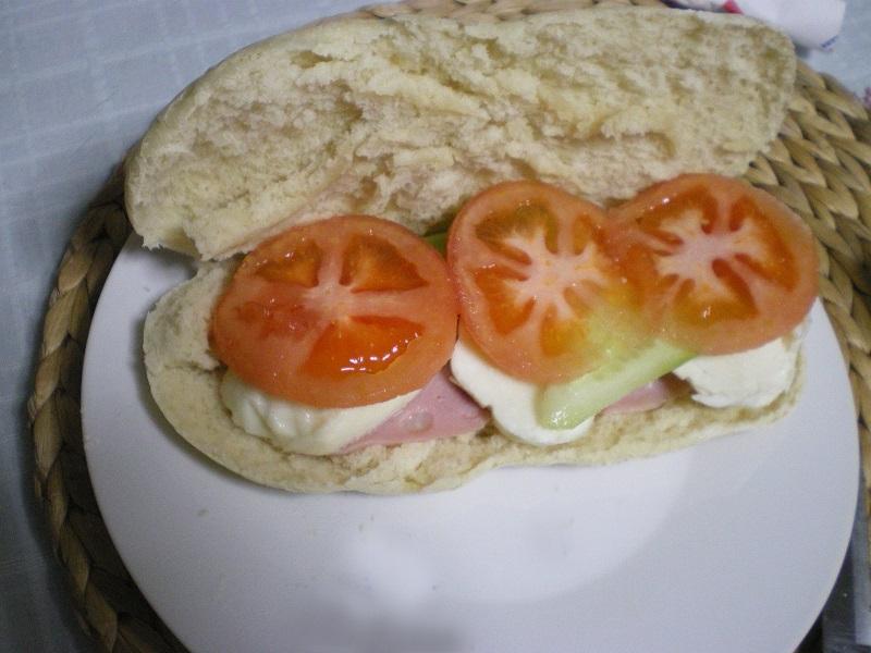 Σάντουιτς με Κυπριακή πίτα εικόνα