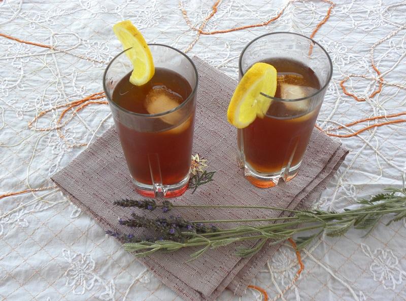 Τσάι του βουνού με λεβάντα εικόνα