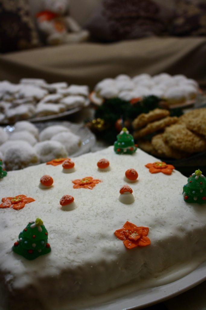 Διιάφορα Χριστουγεννιάτικα Γλυκά φωτογραφία