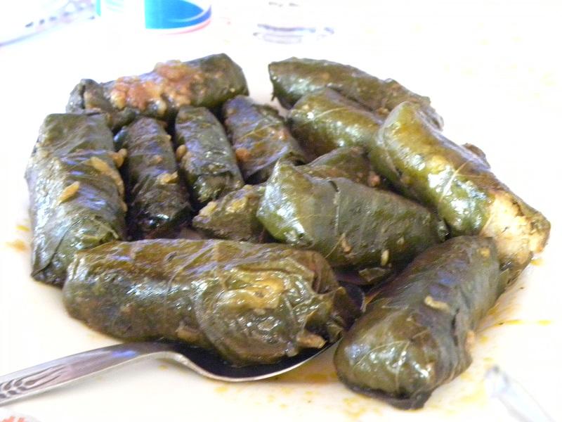 Κυπριακά ντολμαδάκια εικόνα